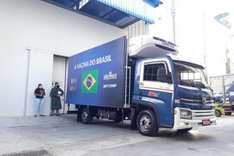 Butantan começa a distribuir mais 5,6 milhões de doses de vacina ao Brasil