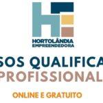 """Abertas inscrições para cursos profissionais online e gratuitos do programa """"Hortolândia Empreendedora"""""""