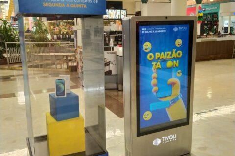 """Tivoli Shopping lança promoção """"O Paizão tá ON"""""""