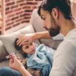 Mudanças de temperaturas convidam à redobrar atenção com a saúde das crianças